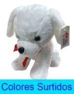 Perro de Peluche x6 Unds. Medida: 37 cm aprox.