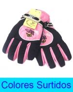 Guantes Para Nieve Mujer x 12 Unds. Talla: Standar