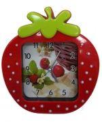 Reloj Despertador de 18x19x4 cm  x4 unds