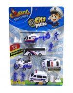 4 Set de Policía