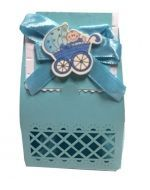 Cajita para Baby Shower x612Und. Medida: 10x6 cm Aprox.