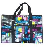 Bolsa Matutera con Diseño x 10 Unds. Medida: 50 x 35 x 20 cm.