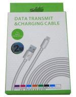 Cable Tipo C x 6 Und. Medida : 2 Metro