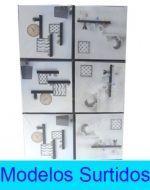 Cajas de Regalo x 12 Unds. Medida: 9 x 9 x 4 cm.