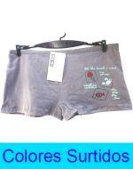Pantaleta de Dama x 12 Unds. Talla: M a la XL