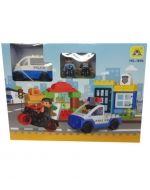 Lego de Policía x 2 Unds.