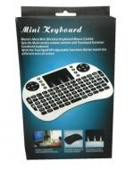 Teclado Smart TV Inalámbrico Recargable x 3 Unds. medida: 14x9 cm Aprox.