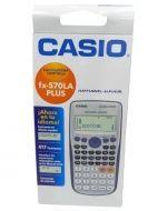 Calculadora  Científica Casío FX-570 LA Plus x 2 Und.