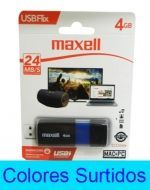 Pendrive Maxell 46 GB x3 Unds