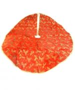 Pie de Arbol Navideño x4 Und. Medida: 96x96 cm Aprox.