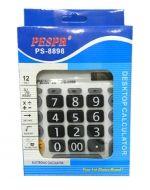 Calculadora Solar Electrónica PS-8898 x 3 Und.
