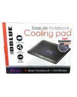 Base de Notebook con Ventilador x 4 unds. Medidas 33 x 25 cm la caja