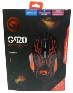 Mouse Gaming G920x 1 unds. Medidas 14 x 5 cm aprox