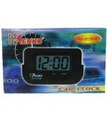 Reloj Digital para Auto KK-613 BM x 4 Unds. Medida: 6.5x4 cm Aprox.