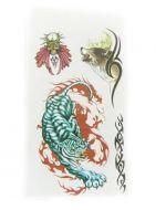 Tatuaje de niño Surtido x 3 Pack.