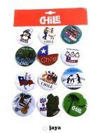 Chapa de Chile x 24 Unids