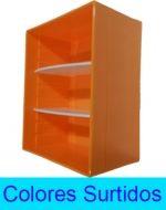 Porta Lapices Acrilico x6 Unds Medidas : 13 x 9 x13 cm