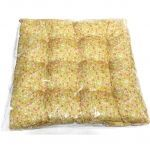 Cojines de Silla 40 x 40 cm.  x6 unds