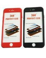 Protector Silicona Iphone 7 x6 Unds.