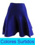 Mini Falda x4 Unds. Talla: Standar