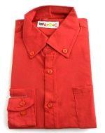 Camisa Niño Manga Larga x 12 und Talla: 6 a la 16