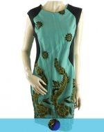 Vestido con diseño x4 unds. Tallas: S/M - M/L