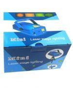 Mini Proyector Laser x 2 Und. Medida: 13x11 cm (La caja)