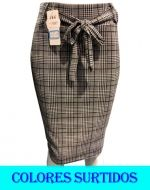 Falda de Dama x 6 Unds. Talla: M / L - L/XL