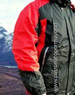 Parka Impermeable con Gorro Desmontable Interior Polar x 4 Unds. Tallas: M - L - XL - XXL