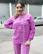 Pijama Polar Dama x 5 unds Tallas: S - M - L - XL - XXL