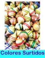 Trompo De Colores N°3 x12 Unds