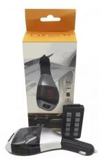 Transmisor Bluetooth Para Autos x 4 Unids.