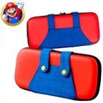 Funda Nintendo Switch Lite Mario Bros. x 4 Unids.