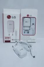 Cargador LG Micro USB x 4 Unids.