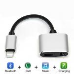 Adaptador Bluetooth Iphone - Audio y Carga x 6 Unids.