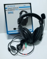 Audífonos para PC x 4 Unids.