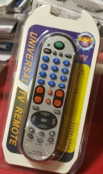 Control Universal para TV x 6 Unids.