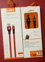 Cable USB V8 - LBN x 6 Unids.
