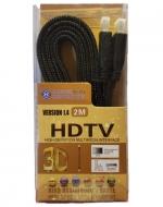 Cable HDMI 2 Metros x 6 Unids.