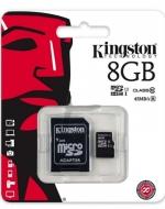 Micro SD 8 GB Kingston x 6 Unids.