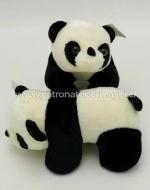 Peluches Pandas x 4 Unidades