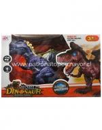 Dinosaurio Alado con Luz y Sonido x 4 Unids.