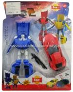 6 Sets Transformer