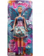 Barbie Hada Mágica x 6 Unids.
