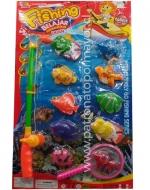 6 Sets Pesca Infantil