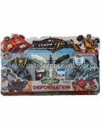 6 Sets Transformers Policiales
