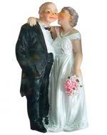 Adorno Para Matrimonio x 3 Unds. Medida: 10 cm Aprox.