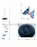 Adorno Solar x 3 Unidades
