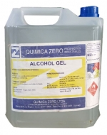 Alcohol Gel con Registro ISP 5000 ml x 2 unid