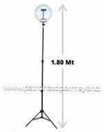 Aro de Luz con Tripode x 1 Unidad Medida: 1.80 Mt